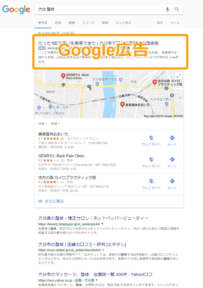 Google広告の出稿